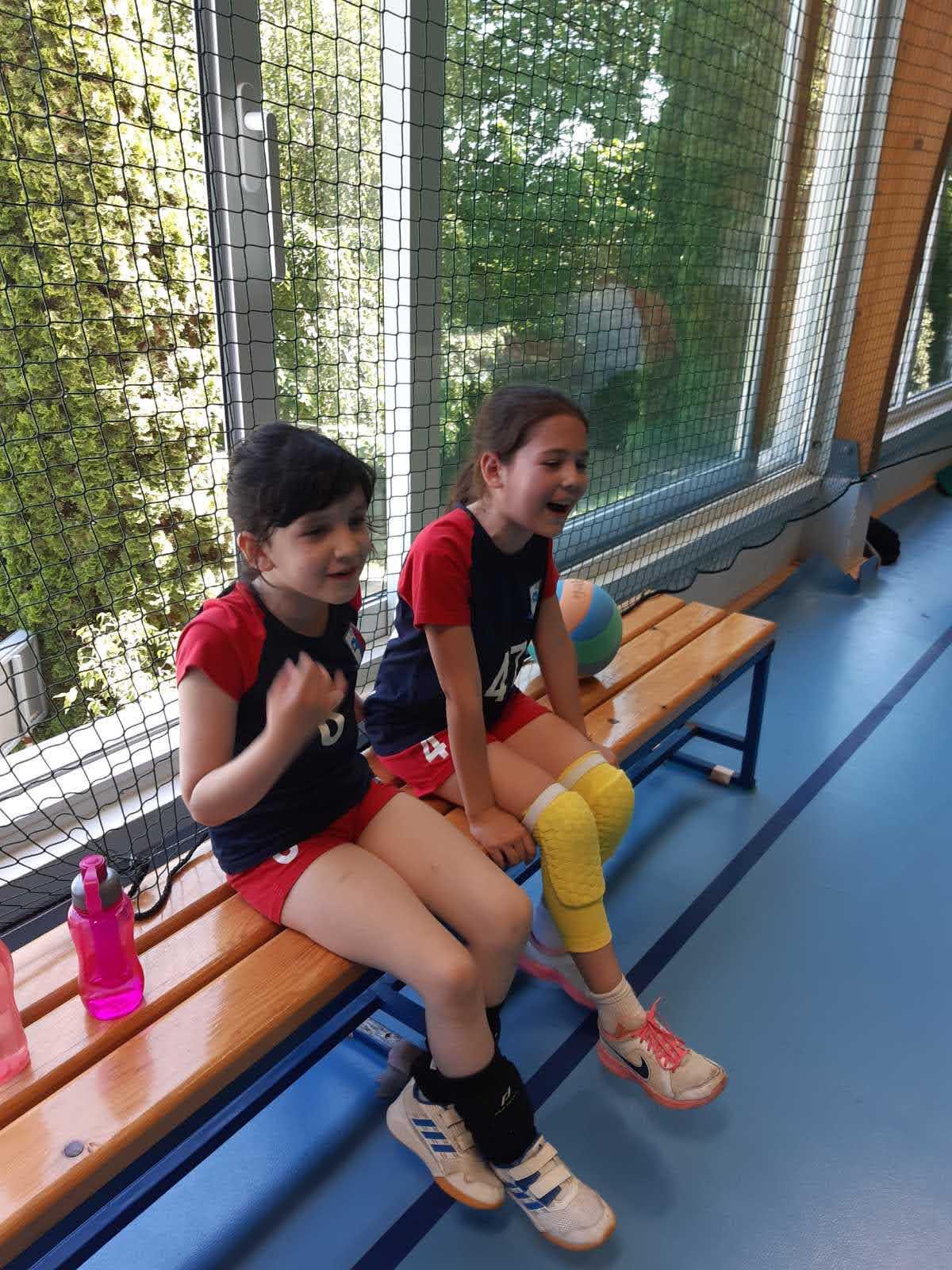 Druženje | Mini Volley liga | III - IV kolo | sezona | 2020/2021 - 1