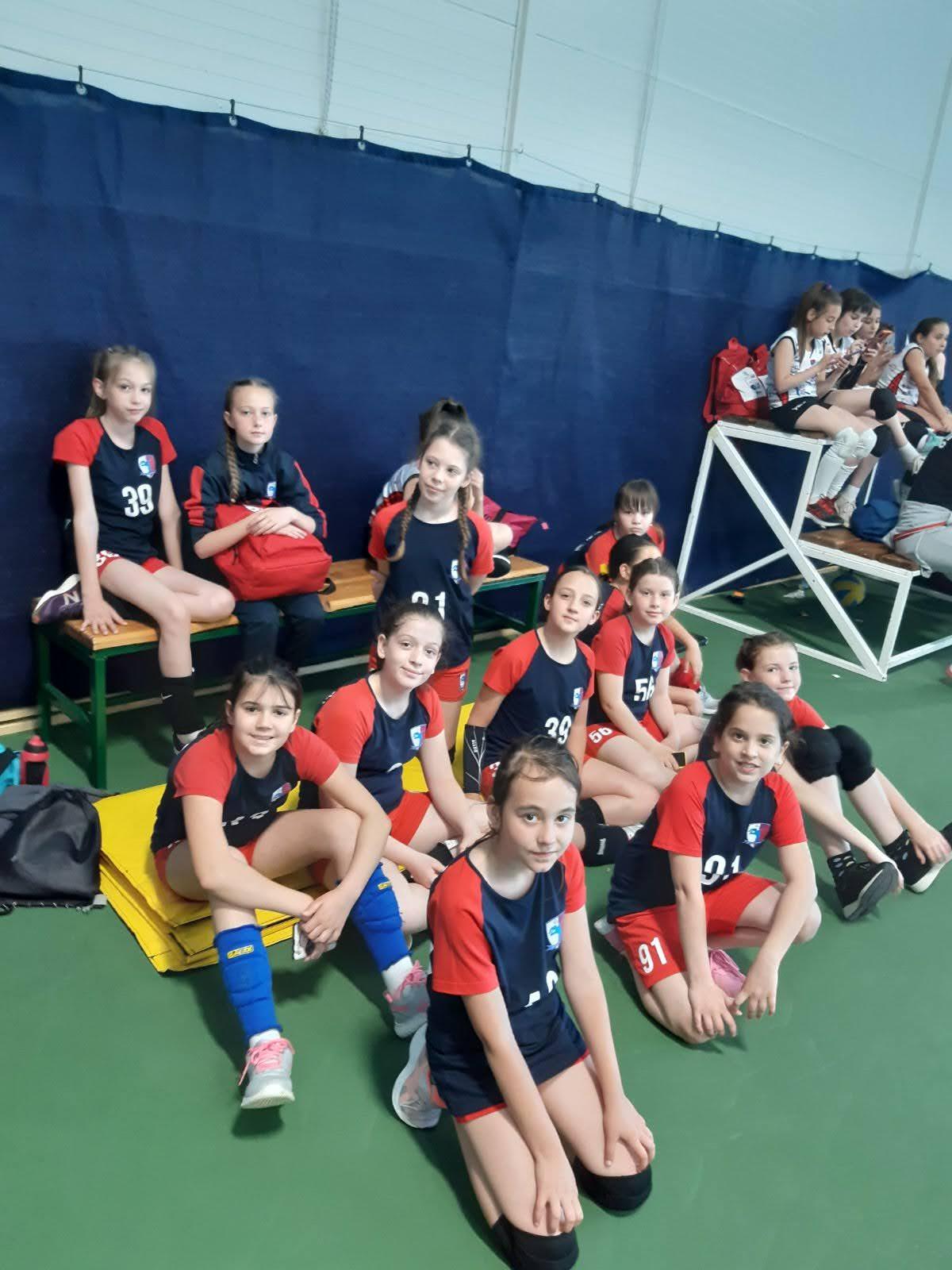 Druženje | Mini Volley liga | III - IV kolo | sezona | 2020/2021 - 2