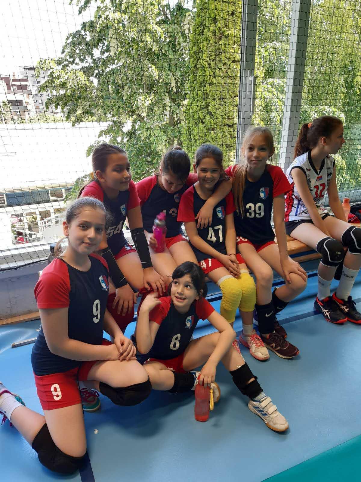 Druženje | Mini Volley liga | III - IV kolo | sezona | 2020/2021 - 4