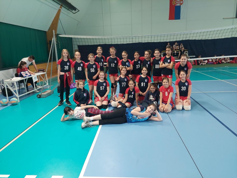 Druženje  Mini Volley liga | V - VI kolo | sezona | 2020/2021 - 2