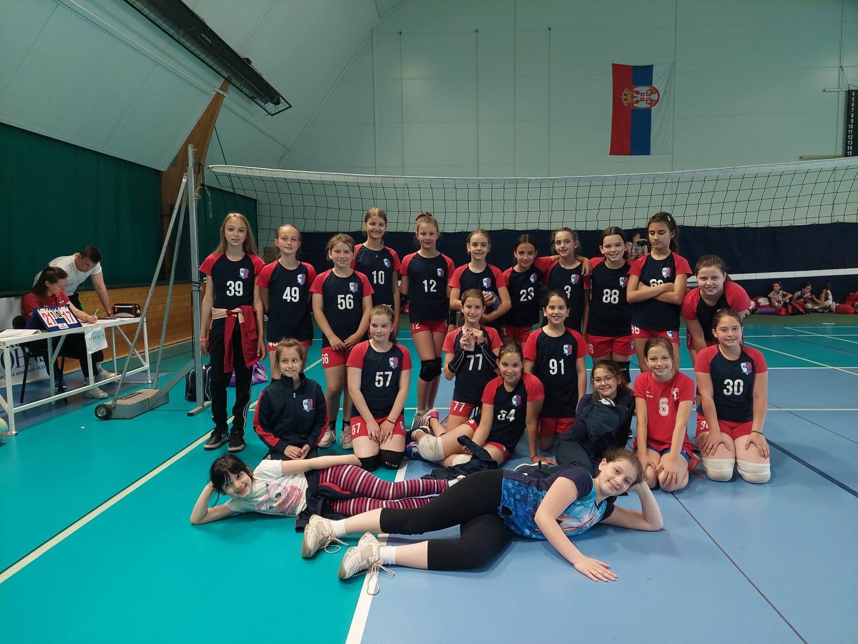 Druženje  Mini Volley liga | V - VI kolo | sezona | 2020/2021 - 1