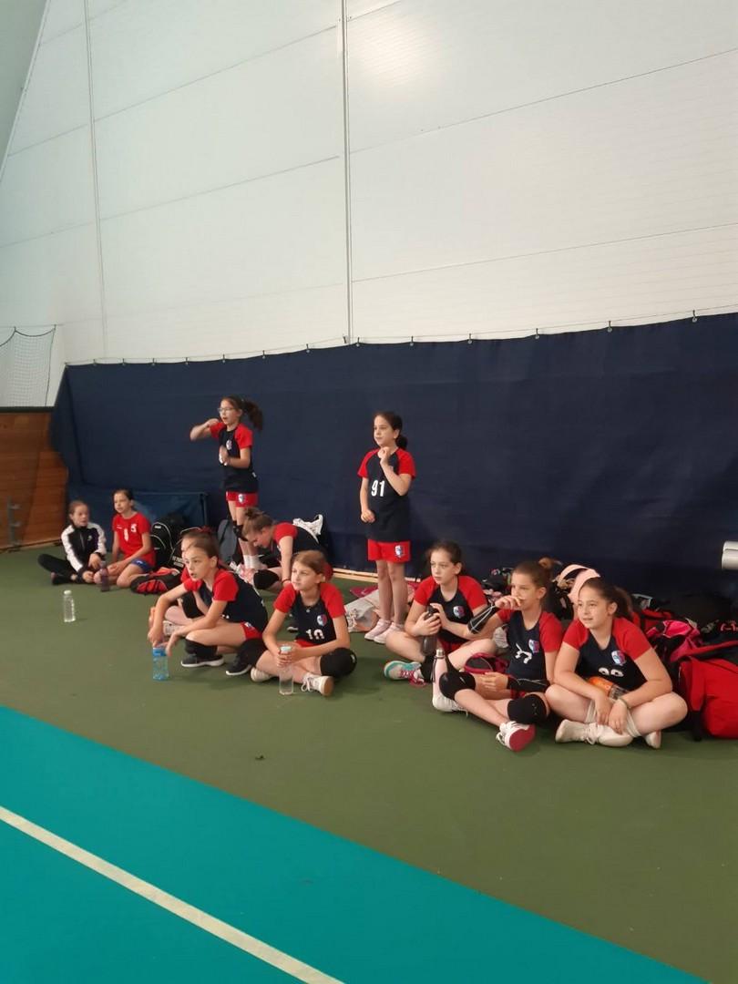 Druženje  Mini Volley liga | V - VI kolo | sezona | 2020/2021 - 5