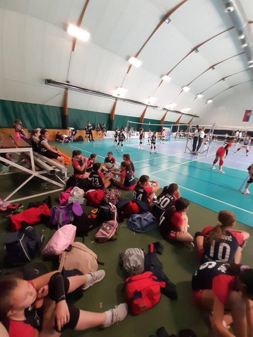 Druženje  Mini Volley liga | V - VI kolo | sezona | 2020/2021 - 6