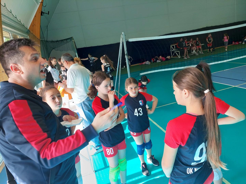 Ekipe i treneri | Mini Volley liga | V - VI kolo | sezona | 2020/2021 - 1