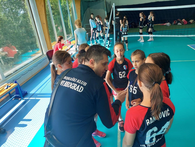 Ekipe i treneri | Mini Volley liga | V - VI kolo | sezona | 2020/2021  - 6