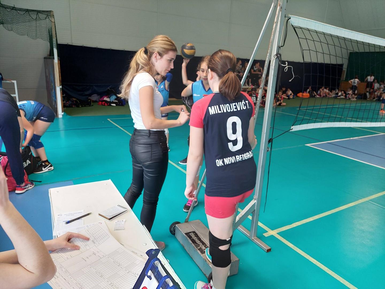 Kapiteni   Mini Volley liga   V - VI kolo   sezona   2020/2021 - 6