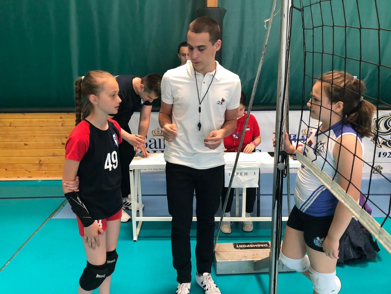 Kapiteni   Mini Volley liga   V - VI kolo   sezona   2020/2021 - 10