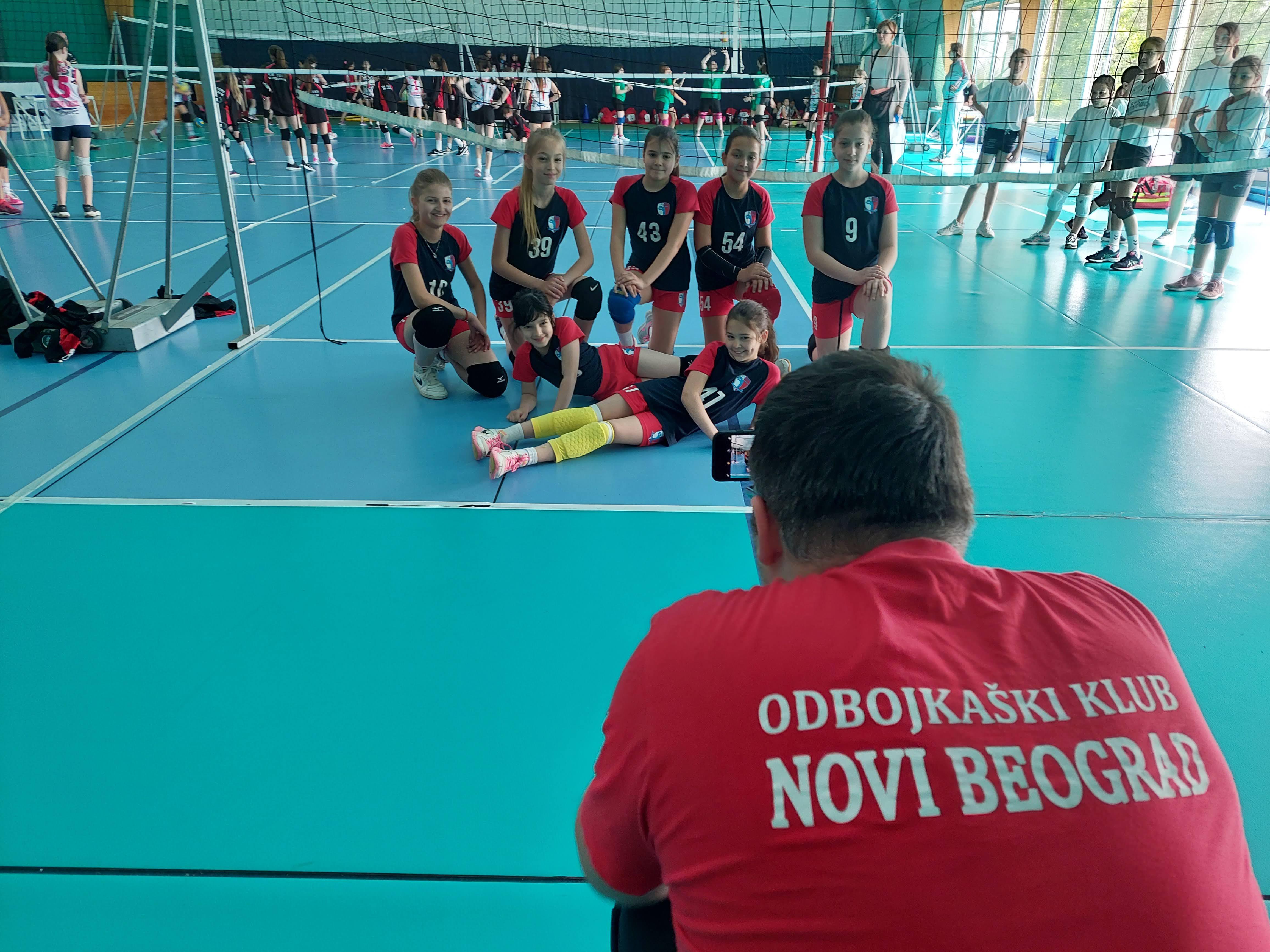 Kapiteni i ekipe | Mini Volley liga | III - IV kolo | sezona | 2020/2021 - 1