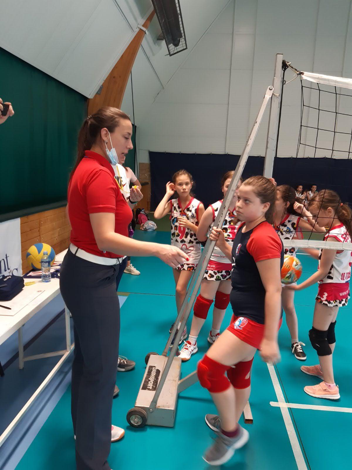 Kapiteni i ekipe | Mini Volley liga | III - IV kolo | sezona | 2020/2021 - 12