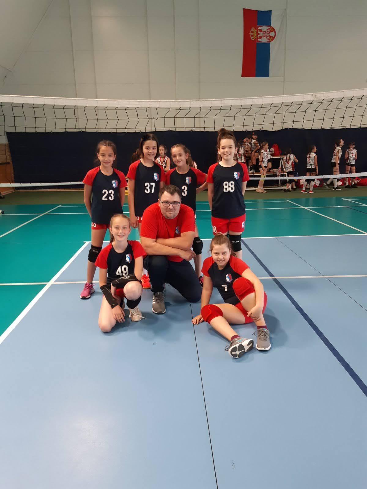 Kapiteni i ekipe | Mini Volley liga | III - IV kolo | sezona | 2020/2021 - 13