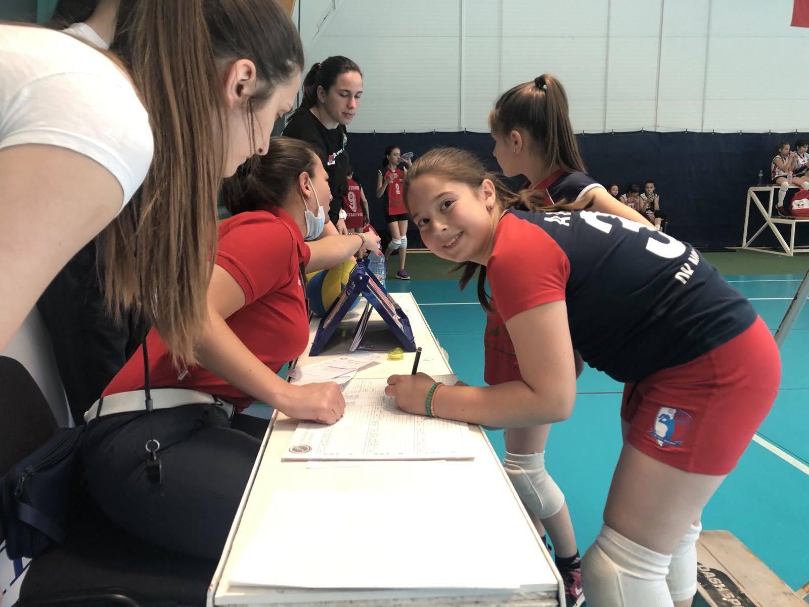 Kapiteni i ekipe | Mini Volley liga | III - IV kolo | sezona | 2020/2021- 14