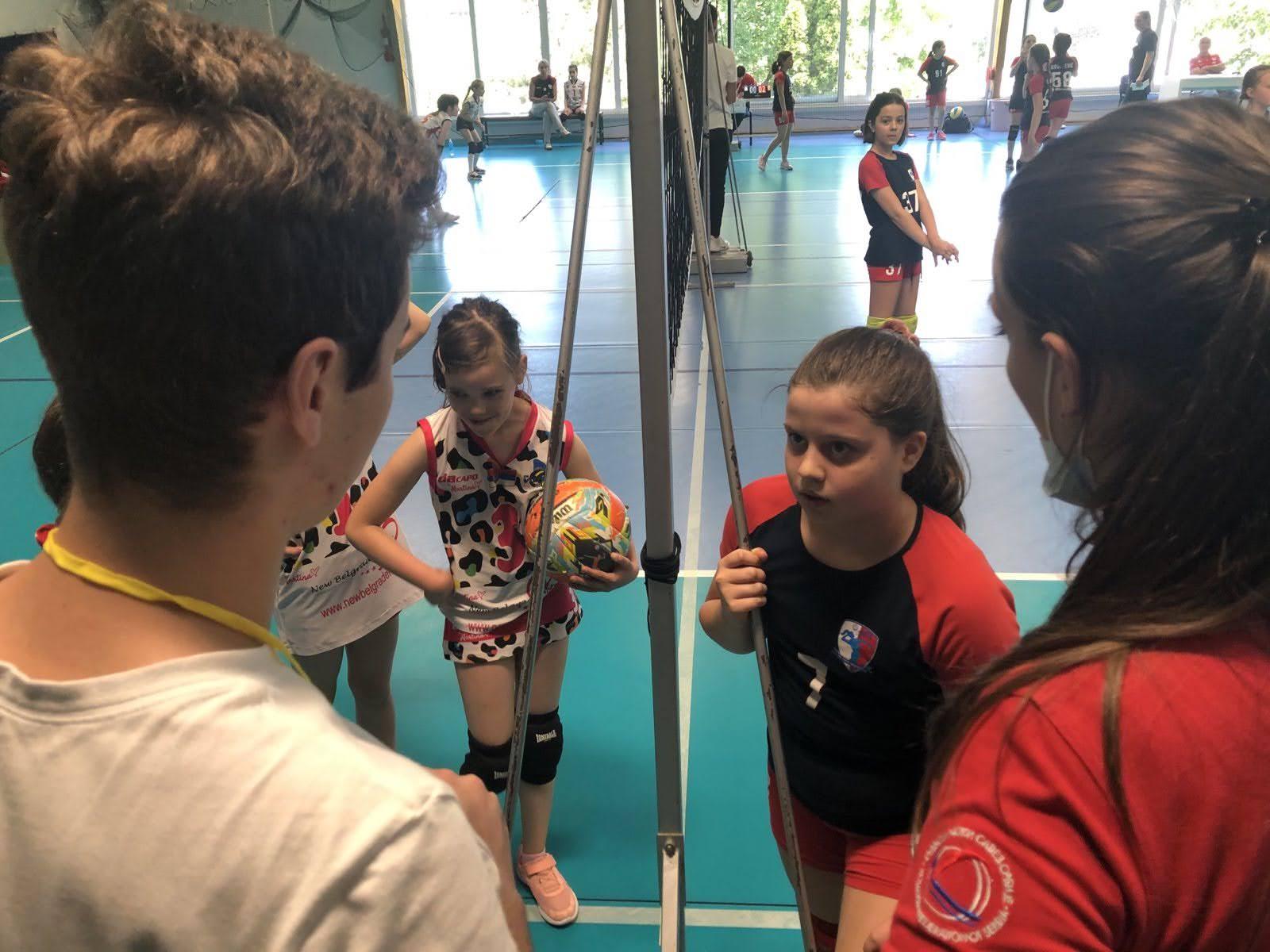 Kapiteni i ekipe | Mini Volley liga | III - IV kolo | sezona | 2020/2021 - 17