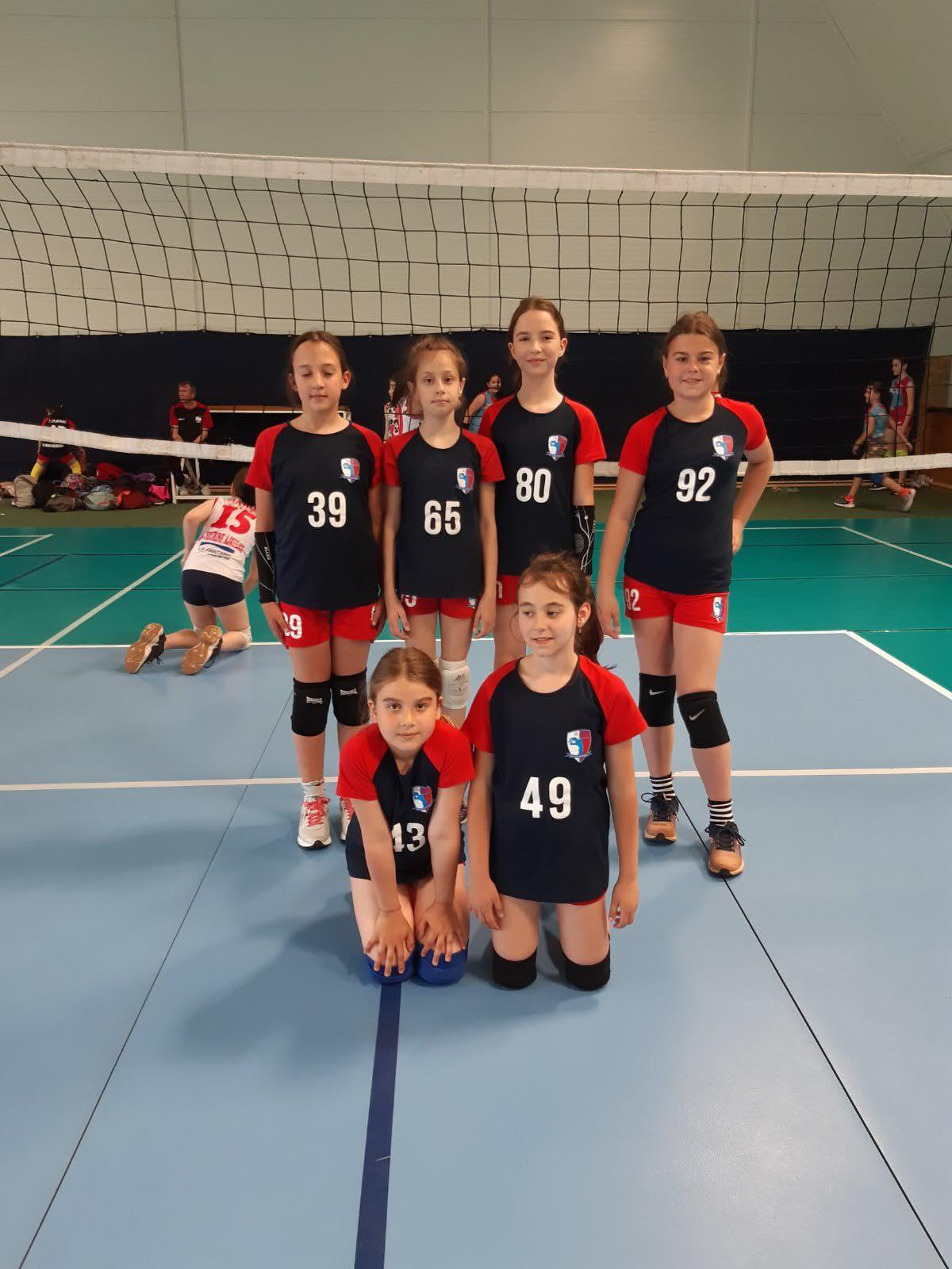 Kapiteni i ekipe | Mini Volley liga | III - IV kolo | sezona | 2020/2021 - 18