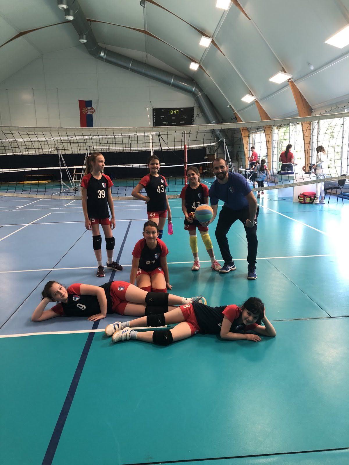 Kapiteni i ekipe | Mini Volley liga | III - IV kolo | sezona | 2020/2021 - 8