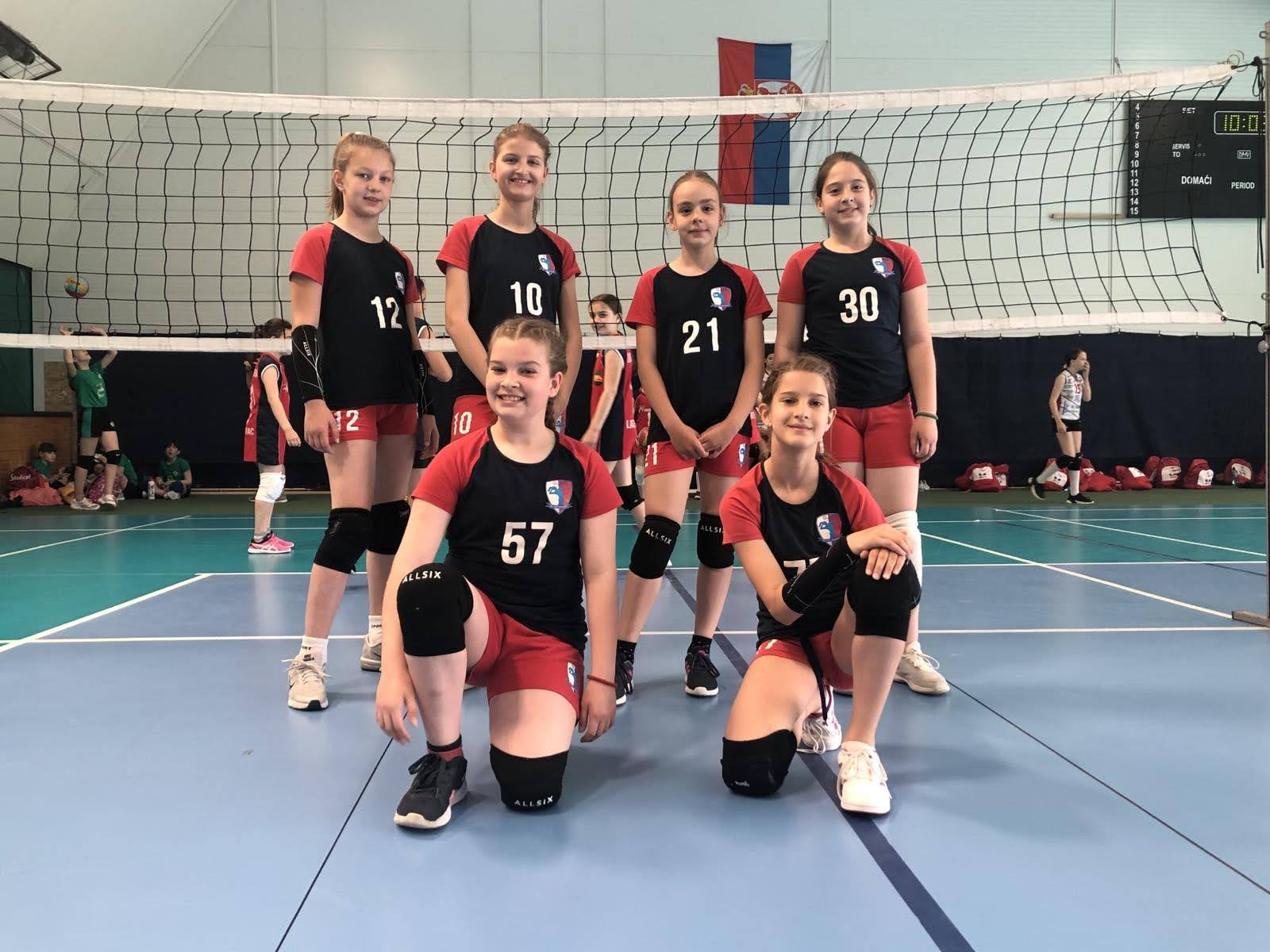 Kapiteni i ekipe | Mini Volley liga | III - IV kolo | sezona | 2020/2021 - 10