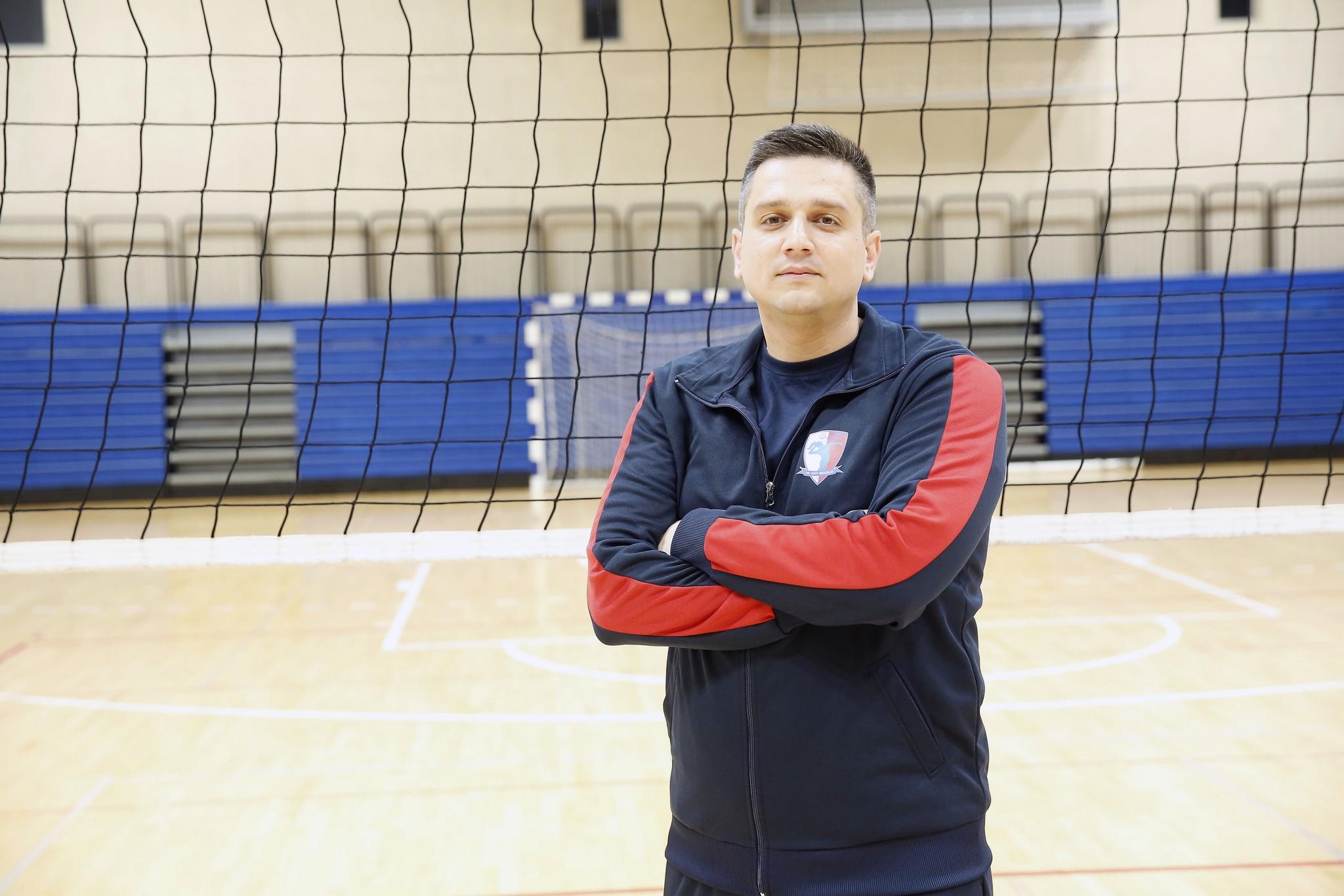Sasa MIlivojevic | autor | OK Novi Beograd