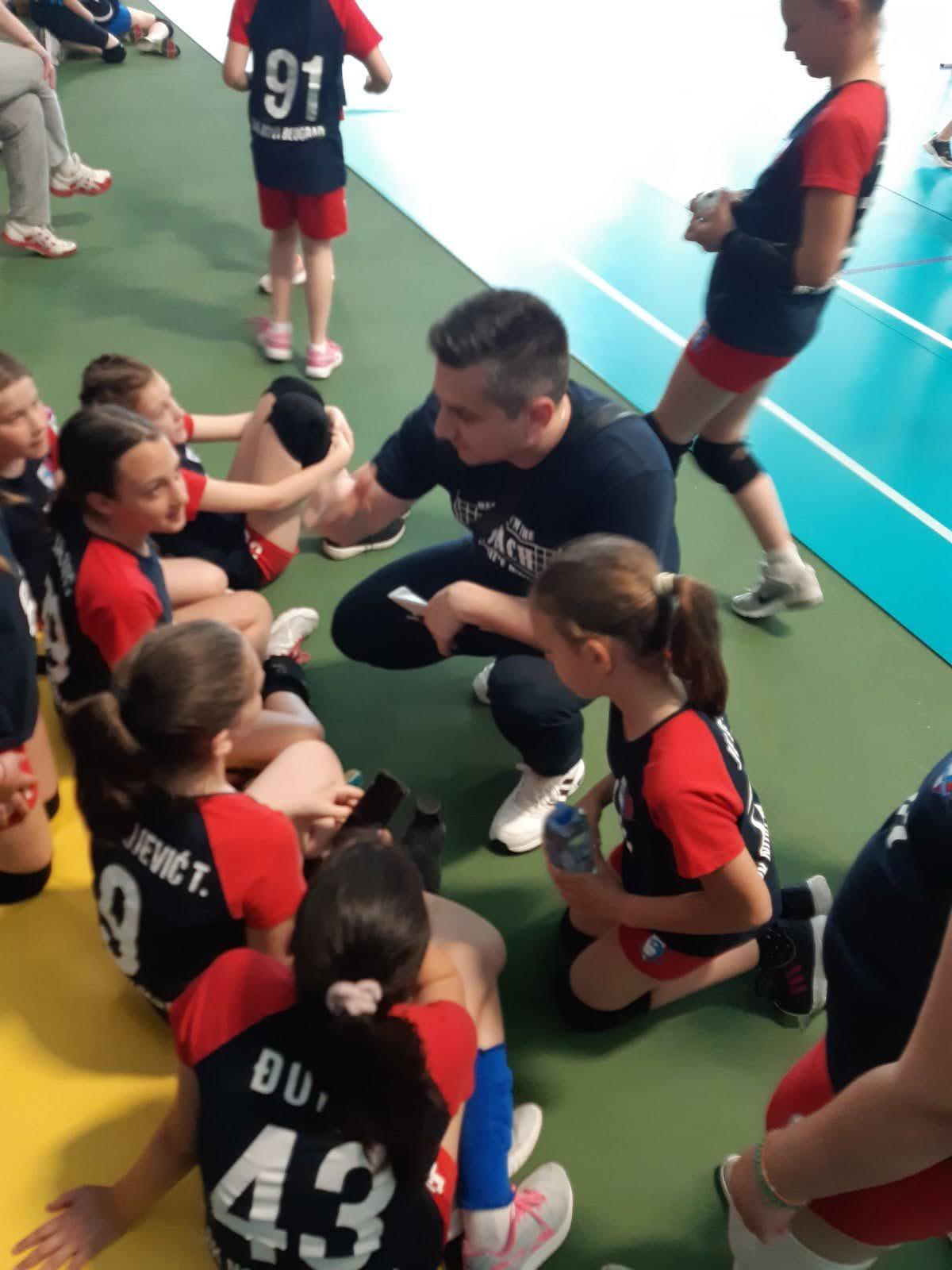 Treneri | Mini Volley liga | III - IV kolo | sezona 2020/2021 - 1