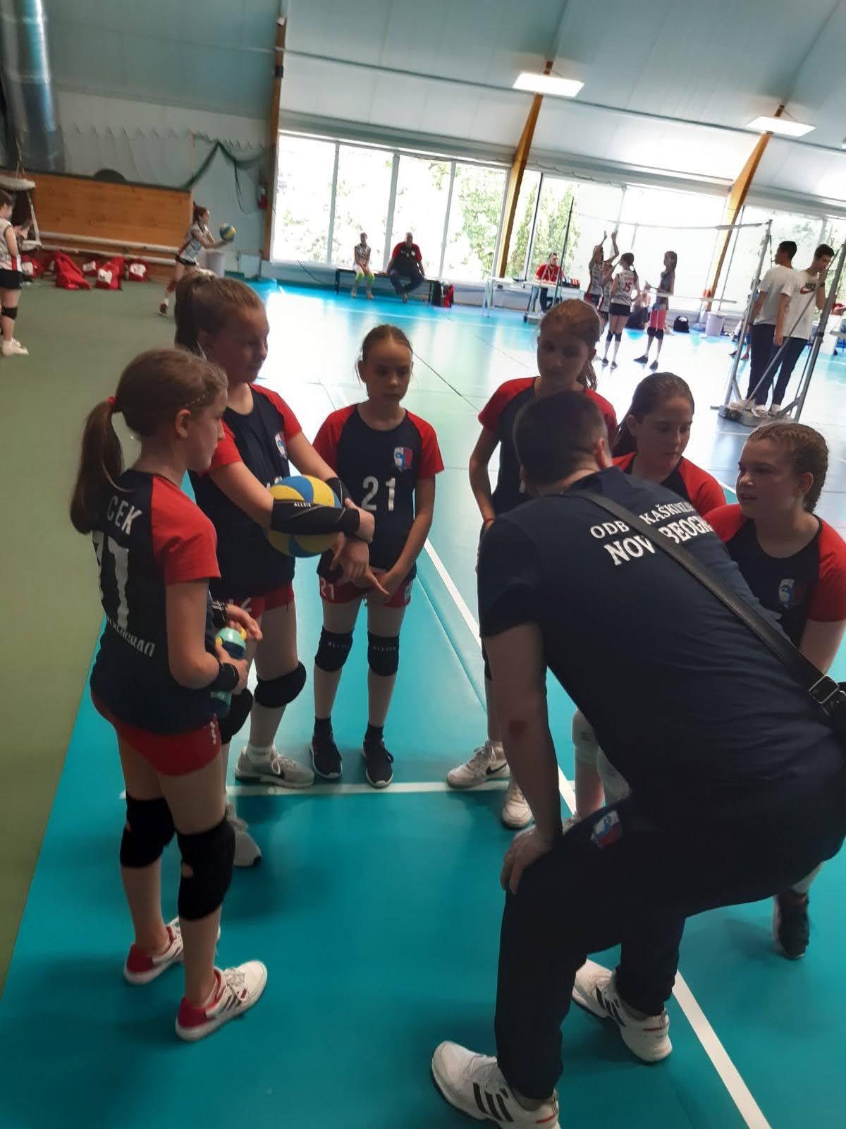 Treneri | Mini Volley liga | III - IV kolo | sezona 2020/2021 - 11