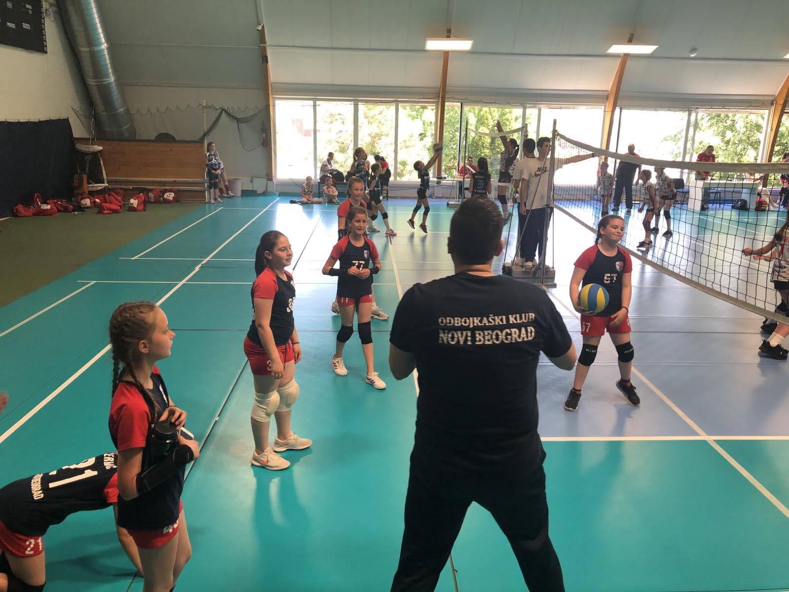 Treneri | Mini Volley liga | III - IV kolo | sezona 2020/2021