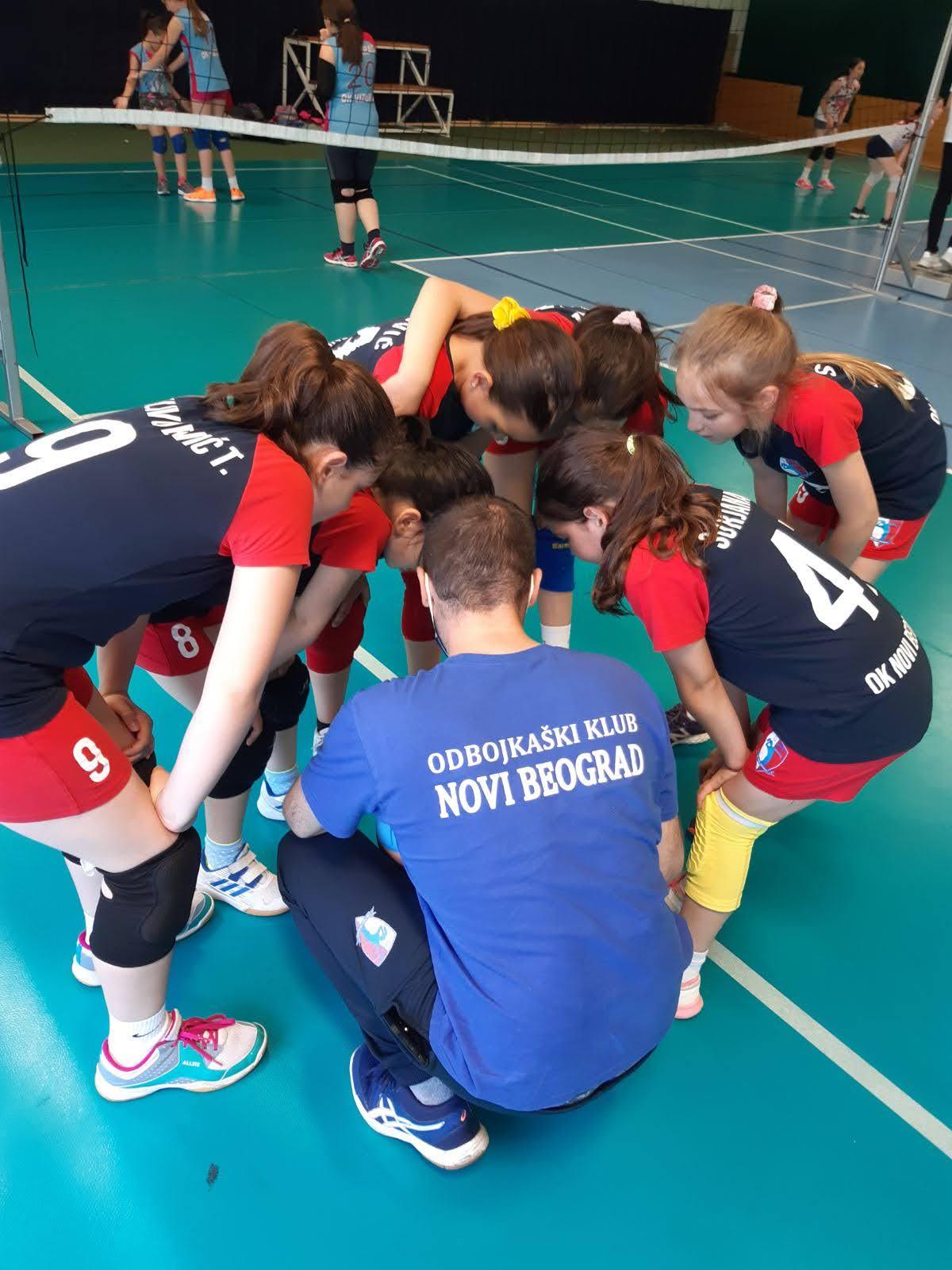 Treneri | Mini Volley liga | III - IV kolo | sezona 2020/2021 - 5