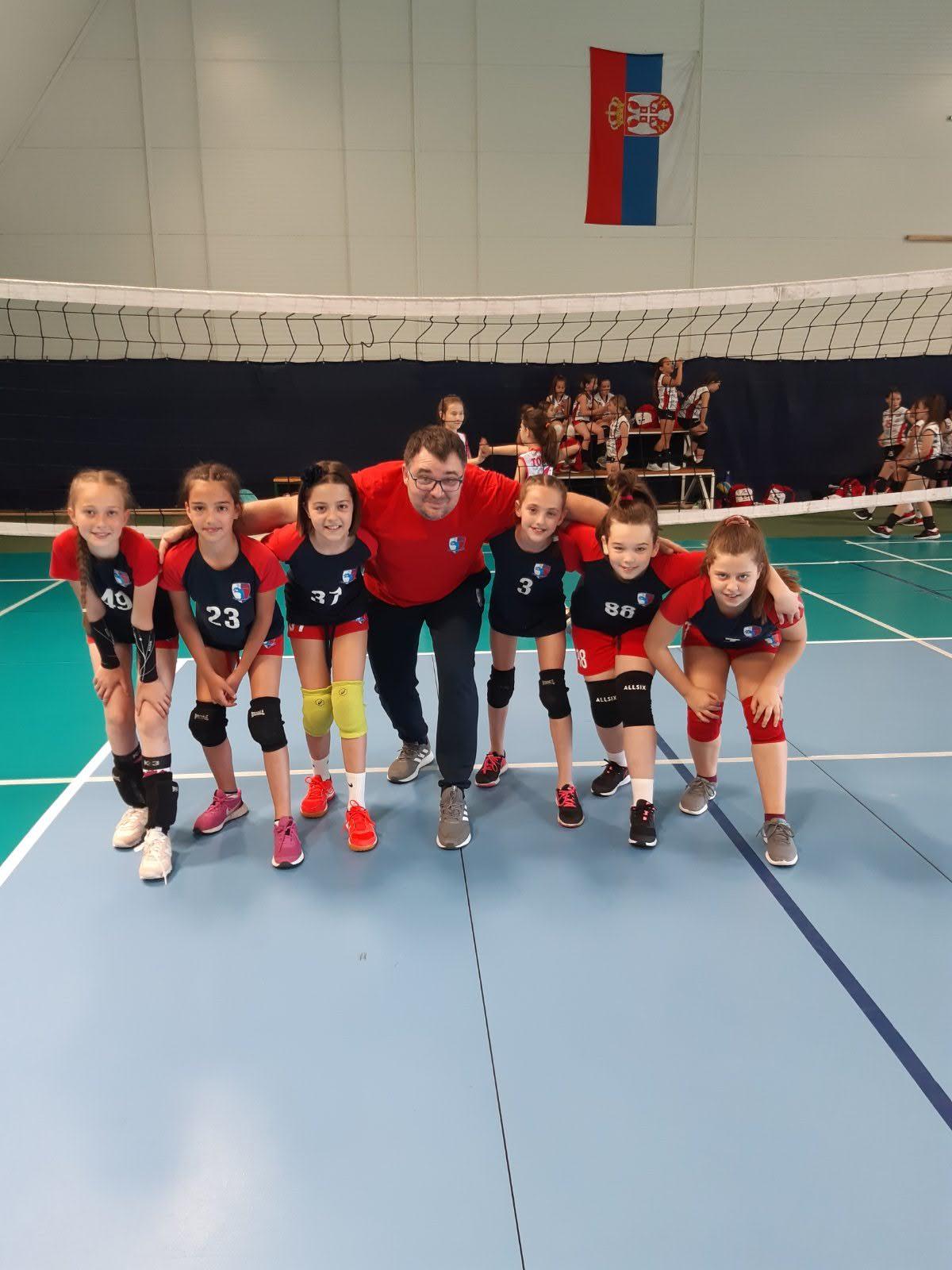 Treneri | Mini Volley liga | III - IV kolo | sezona 2020/2021 - 7