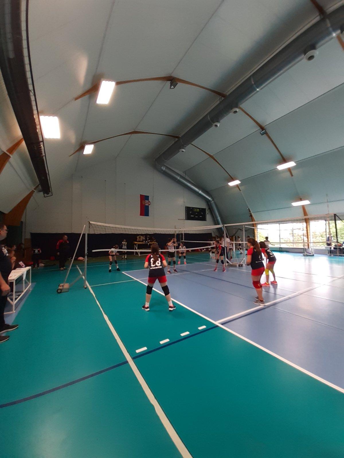 Utakmice   Mini Volley liga 2020/2021 - I/II kolo   OK NBG - 2
