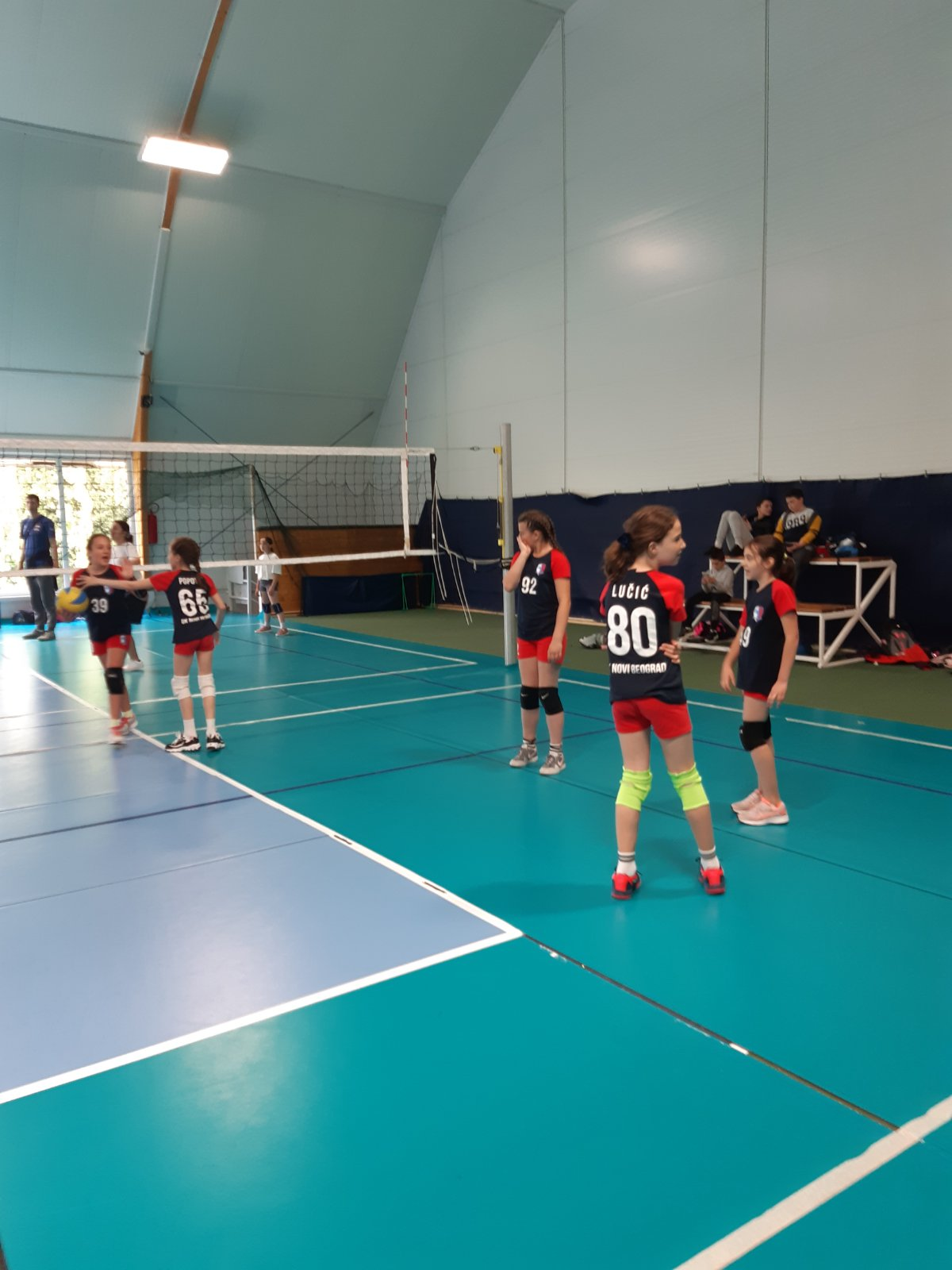 Utakmice   Mini Volley liga 2020/2021 - I/II kolo   OK NBG - 14
