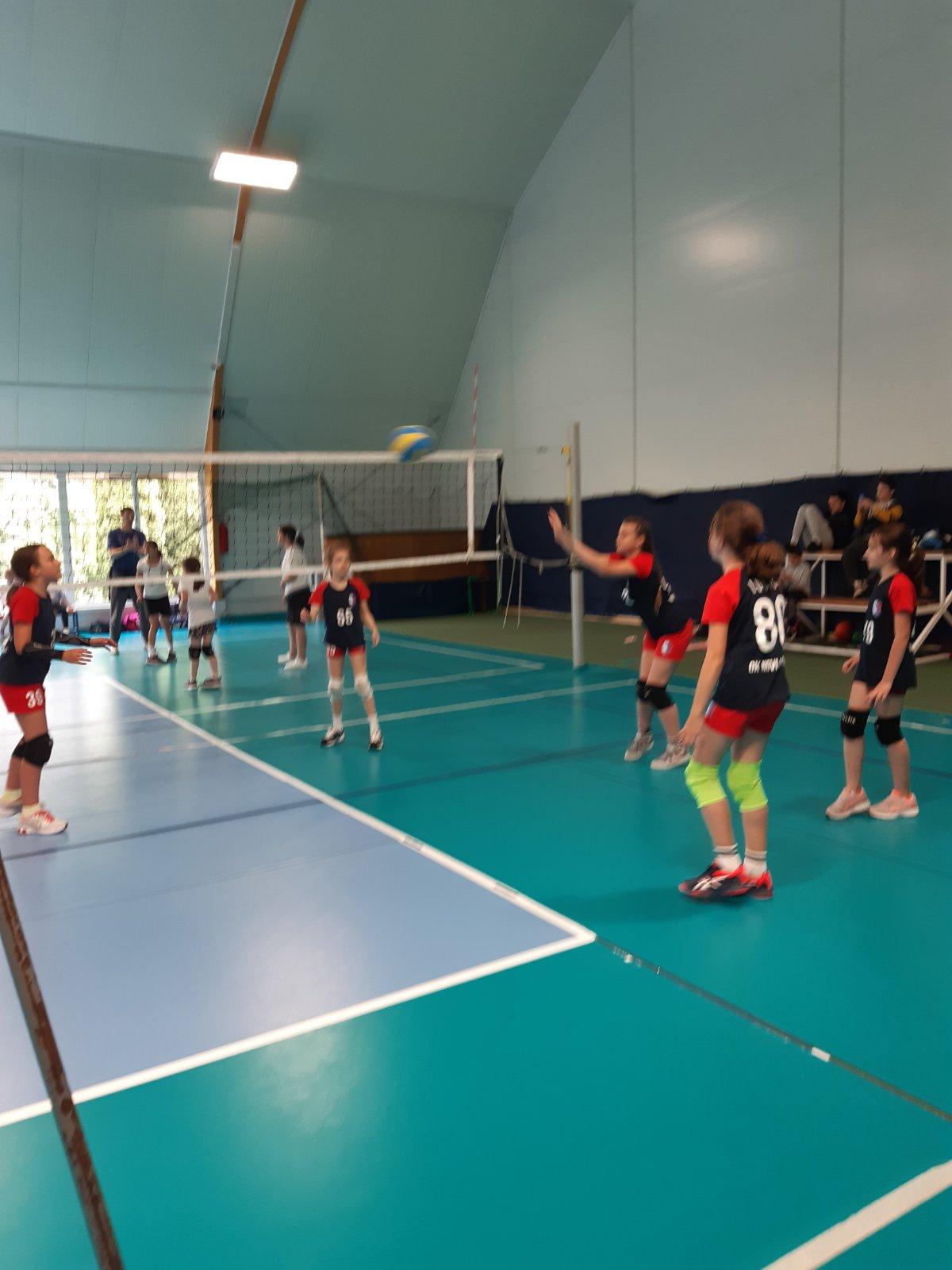 Utakmice   Mini Volley liga 2020/2021 - I/II kolo   OK NBG - 16