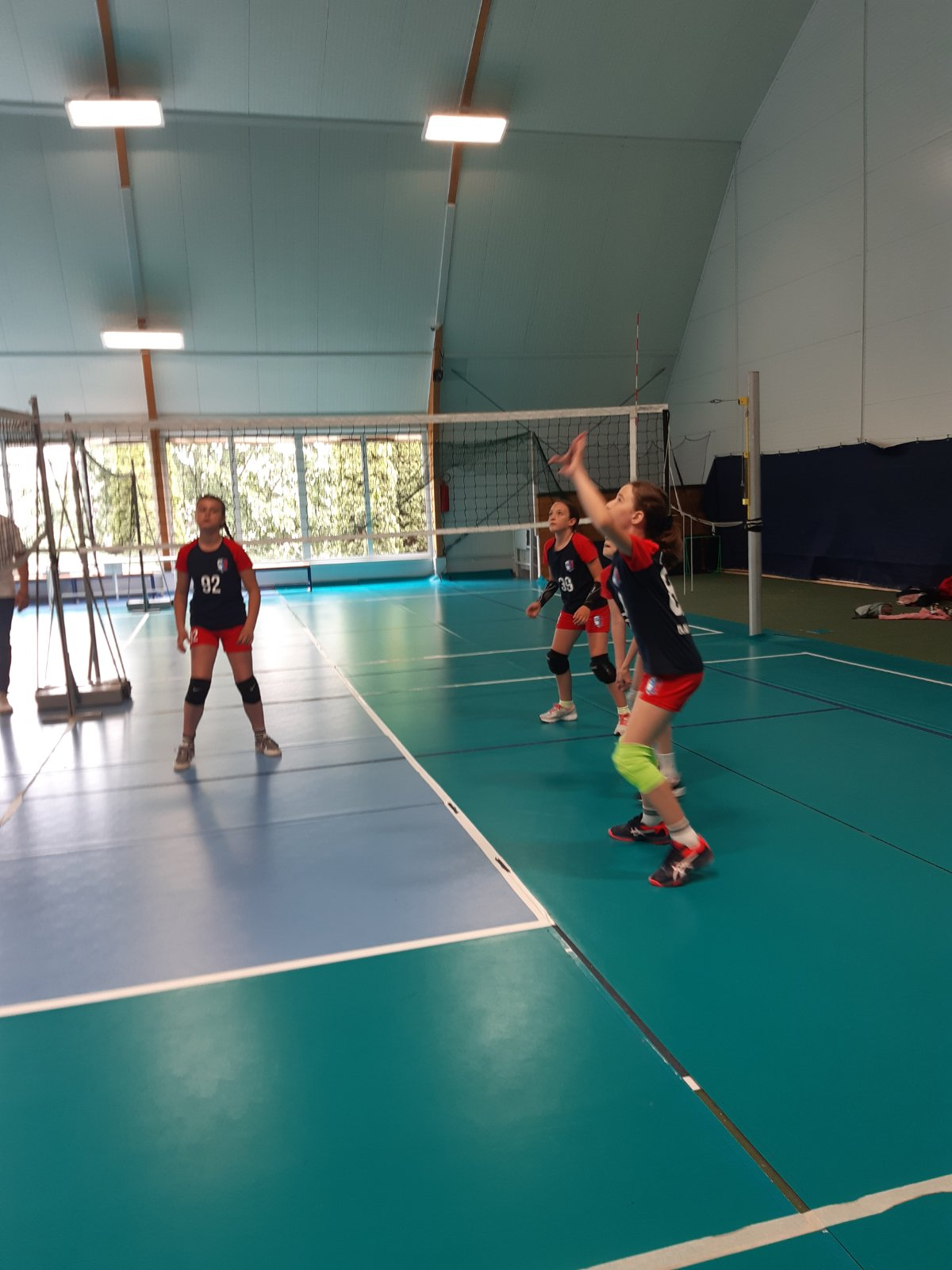 Utakmice   Mini Volley liga 2020/2021 - I/II kolo   OK NBG - 1