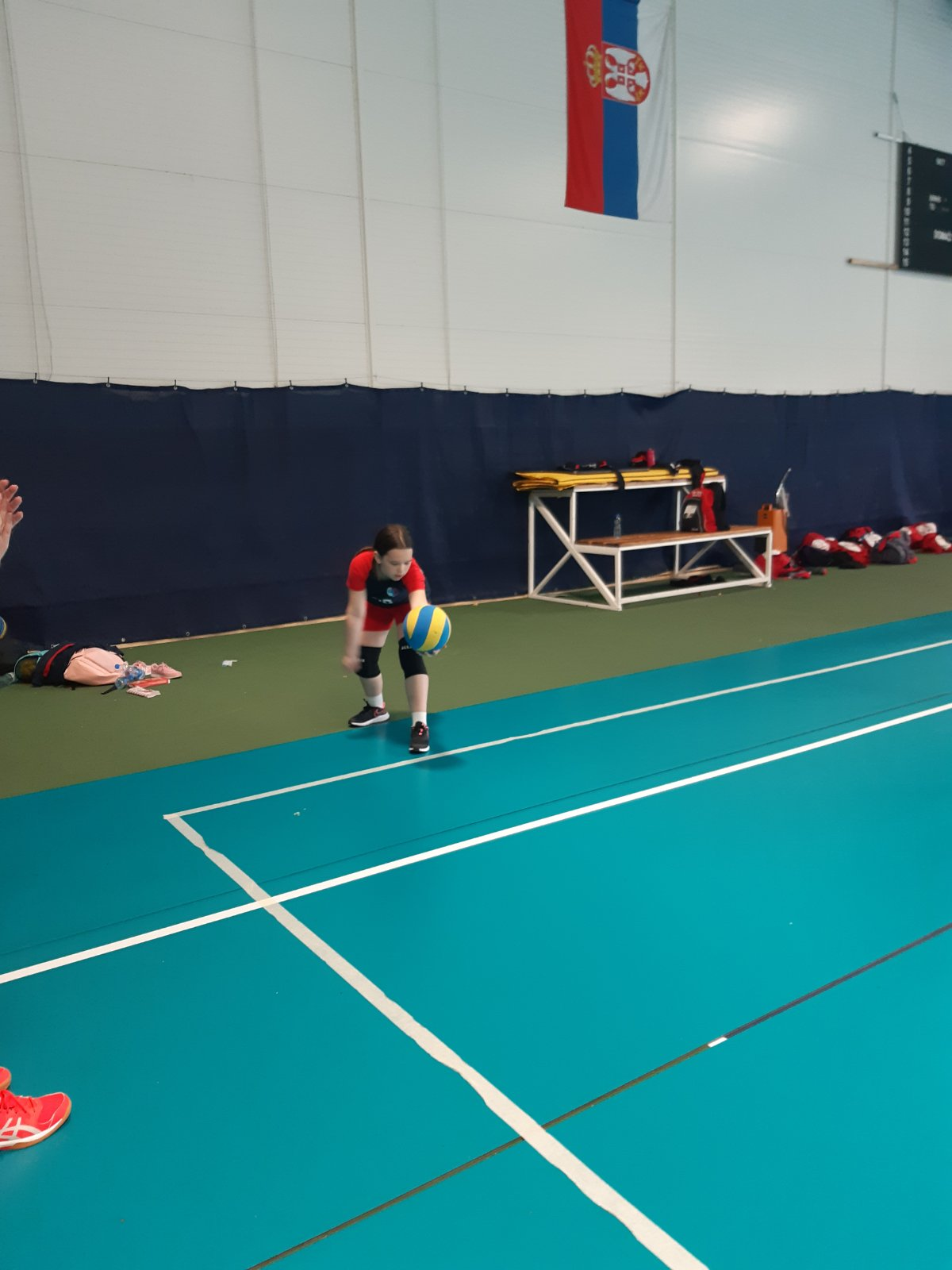 Utakmice   Mini Volley liga 2020/2021 - I/II kolo   OK NBG - 4