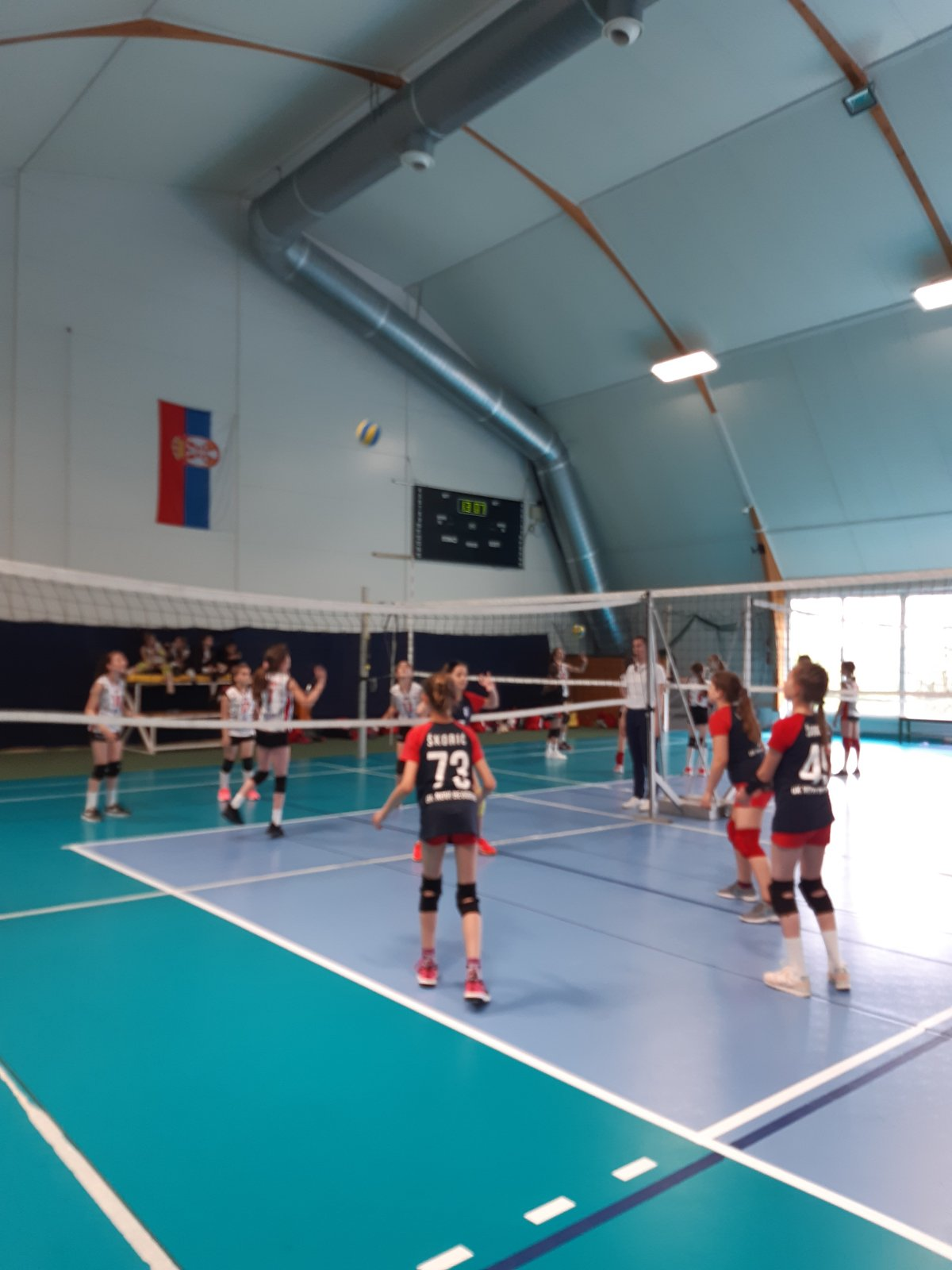 Utakmice   Mini Volley liga 2020/2021 - I/II kolo   OK NBG - 5