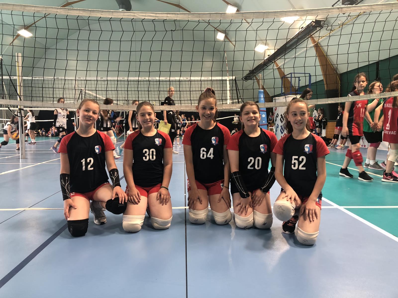 Utakmice   Mini Volley liga 2020/2021 - I/II kolo   OK NBG - 7