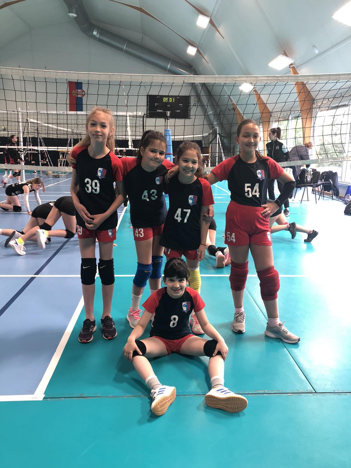 Utakmice   Mini Volley liga 2020/2021 - I/II kolo   OK NBG - 8