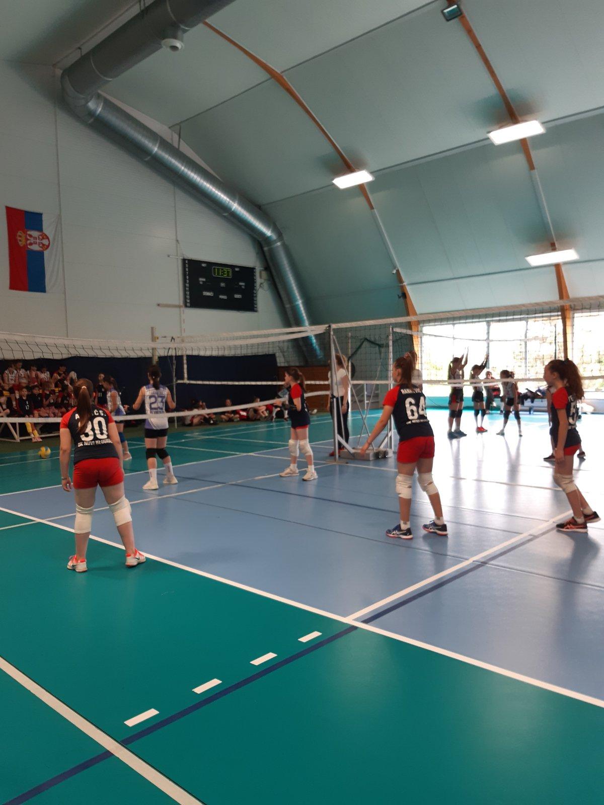 Utakmice   Mini Volley liga 2020/2021 - I/II kolo   OK NBG - 9