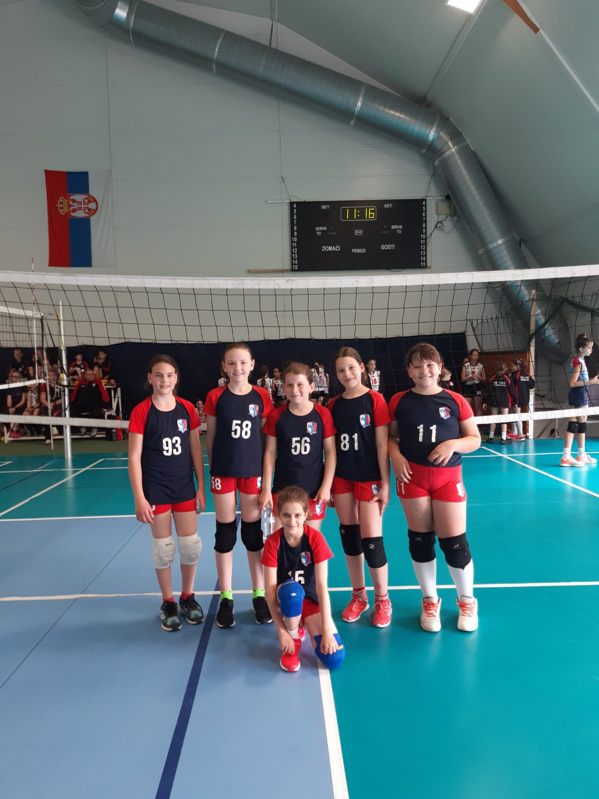 Utakmice   Mini Volley liga 2020/2021 - I/II kolo   OK NBG - 10